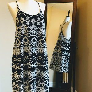 Staring at Stars Urban Outfitters Aztec Dress